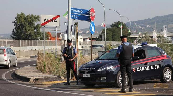 Carabinieri-Alba