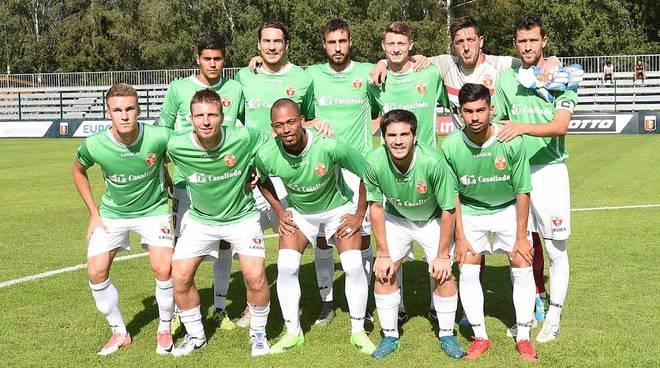 cuneo calcio squadra 2018-2019