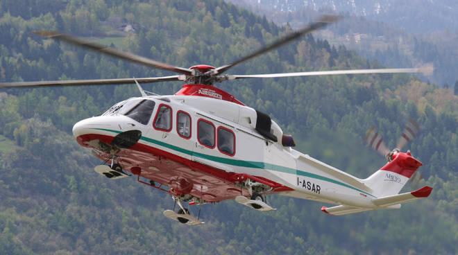elicottero 118 piemonte