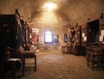 Forte di VInadio temporary shop