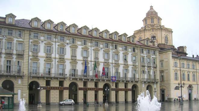 palazzo regione piemonte piazza castello torino