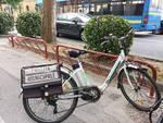 bici vigili polizia municipale cuneo bicicletta