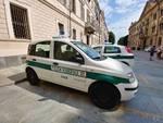 auto polizia municipale cuneo