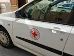 auto croce rossa cuneo