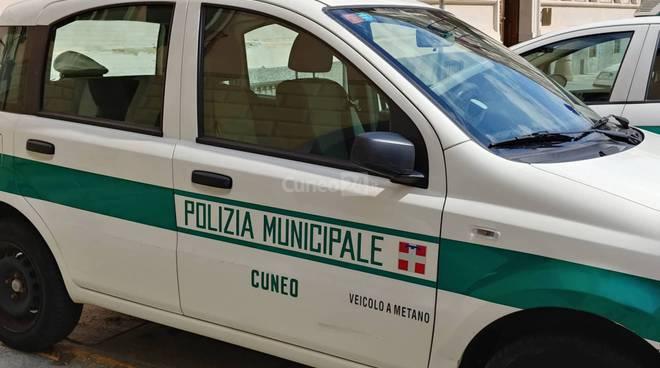 polizia municipale cuneo