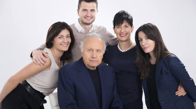 Angelo Gaja famiglia