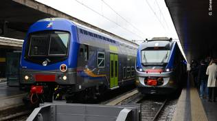 trenitalia treni treno generica