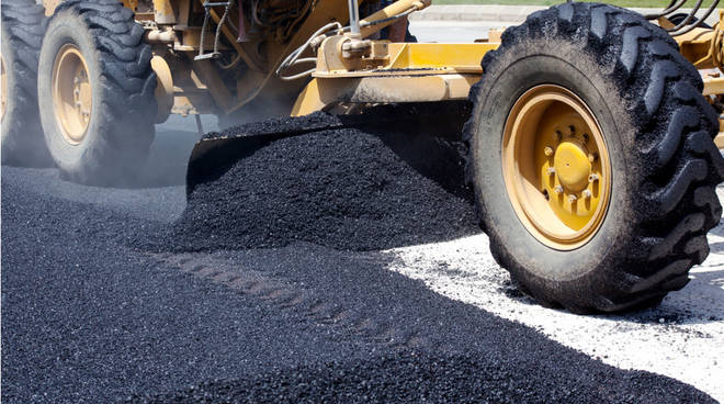 asfalto asfaltatura generica lavori