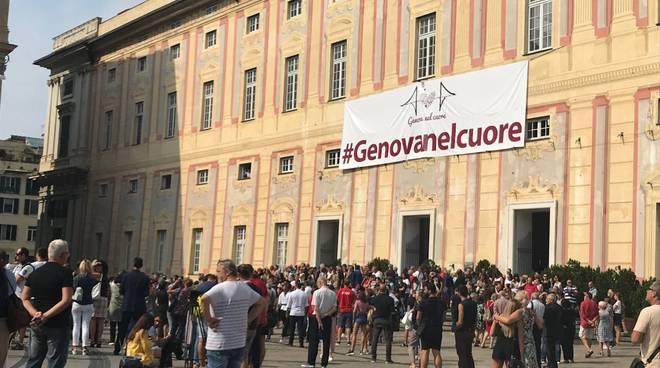 commemorazione genova