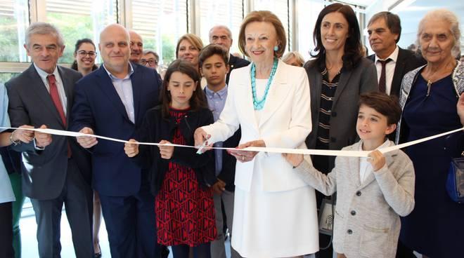 inaugurazione scuola ferrero alba