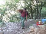 forestali pulizia sentieri