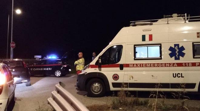 maxiemergenza carabinieri