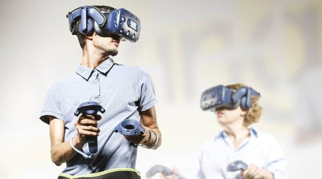 ping-s realtà virtuale cuneo