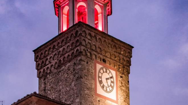 busca campanile torre rossa