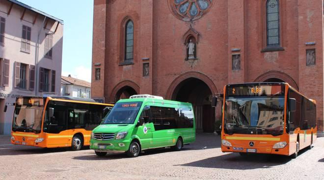 trasporto pubblico alba