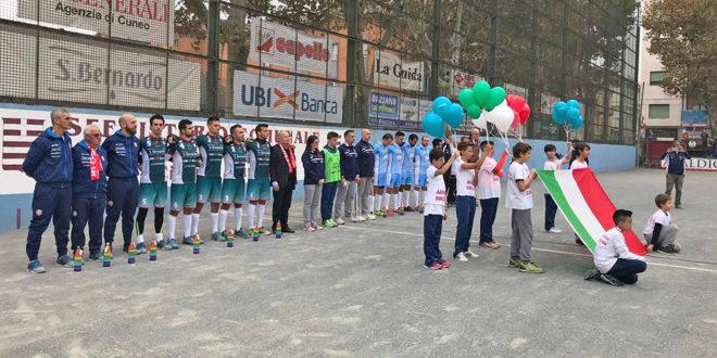 Il Cuneo di Raviola e Danna campione d'Italia