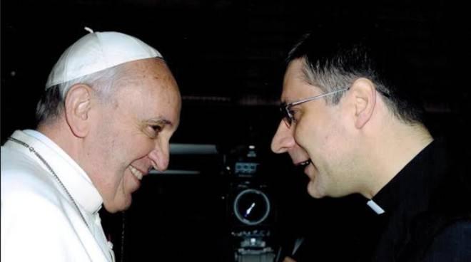 papa francesco marco mellino