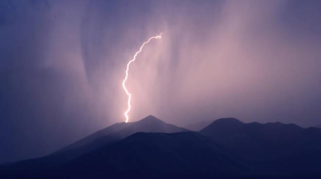 temporale montagna maltempo