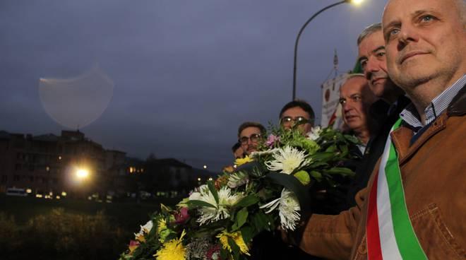 Alba ricorda le vittime dell'alluvione del 1994