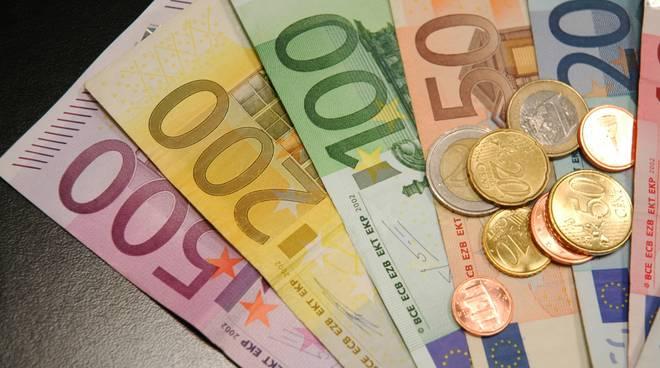 banconote soldi euro