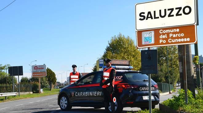 carabinieri saluzzo
