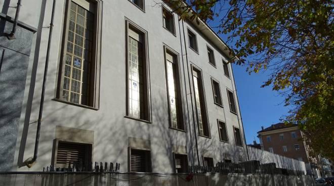 facciata palazzo provincia