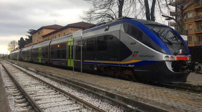 treno minuetto diesel