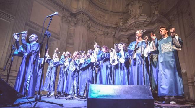 coro gospel saluzzo