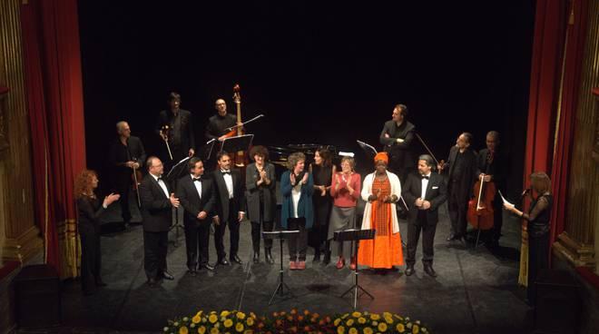 Concerto a Cuneo degli Artisti del Teatro San Carlo di Napoli