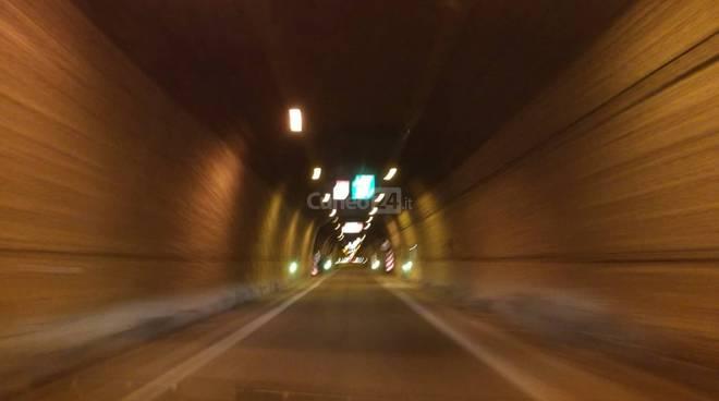 galleria tunnel tenda