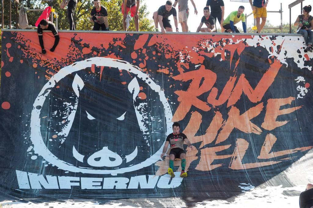 Inferno Run, la corsa a ostacoli più diabolica d'Italia