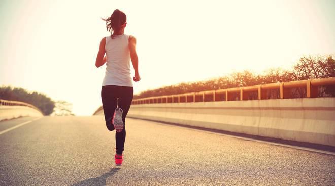 jogging corsa