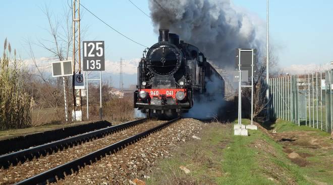 treno vapore storico