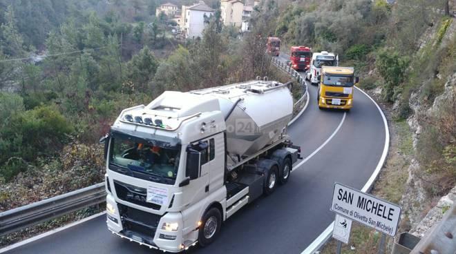 valle roya camion tir lumaca