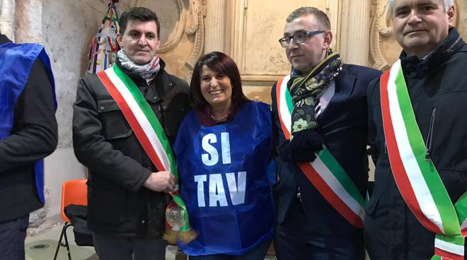 forza italia cuneo chiomonte