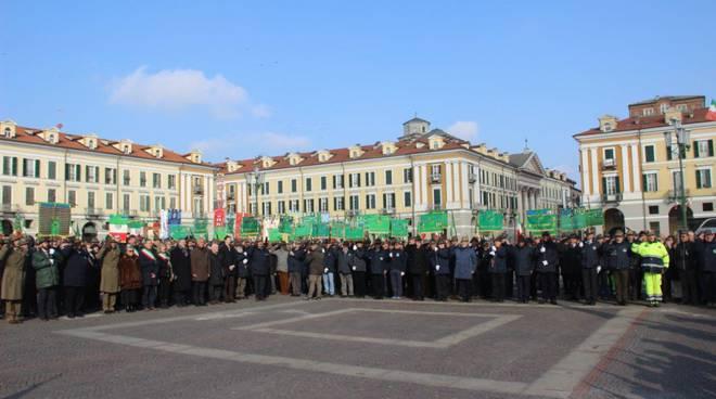 Cuneo, il 76° anniversario della Battaglia di Nowo Postojalowka