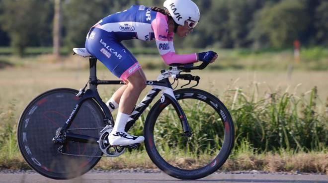 Elisa Balsamo ciclista