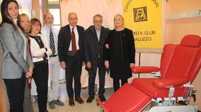 ospedale saluzzo donazione