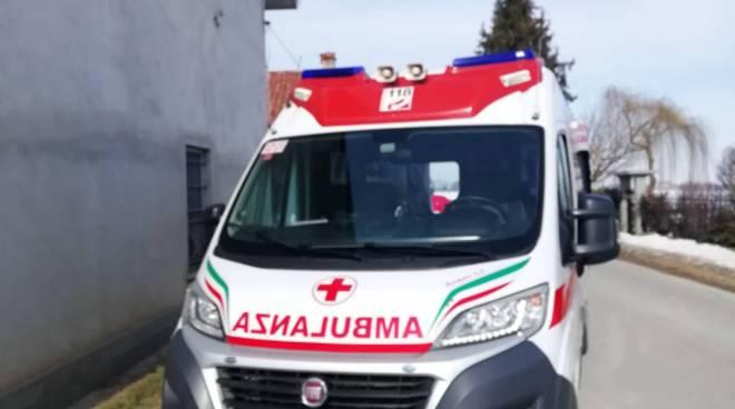 Ambulanza bosco di Busca