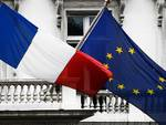 bandiera francese europea