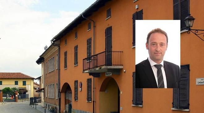 cervere municipio sindaco marchisio