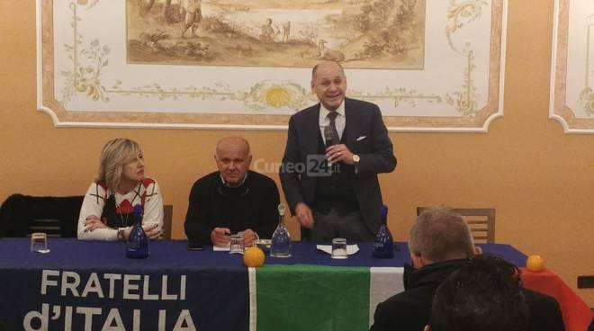 CIABURRO CASONI COMBA fratelli d'italia