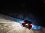 strada nevicata neve (cuneo24)