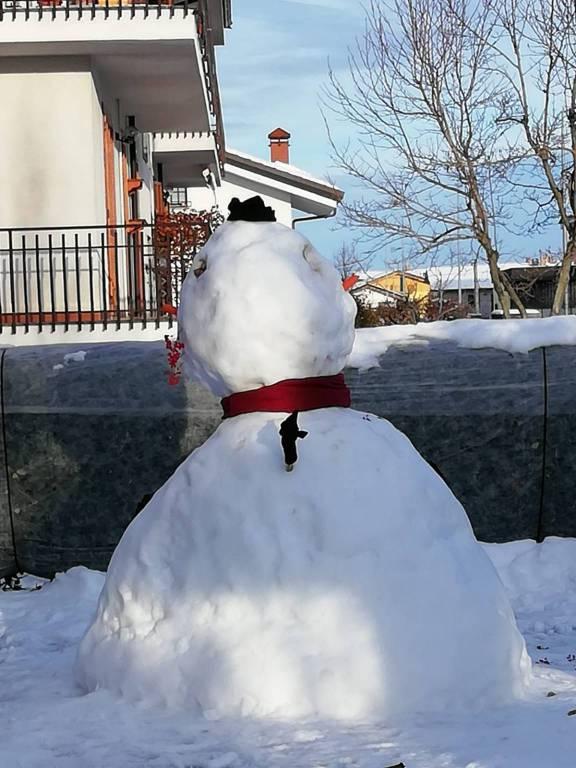 I pupazzi di neve dei lettori
