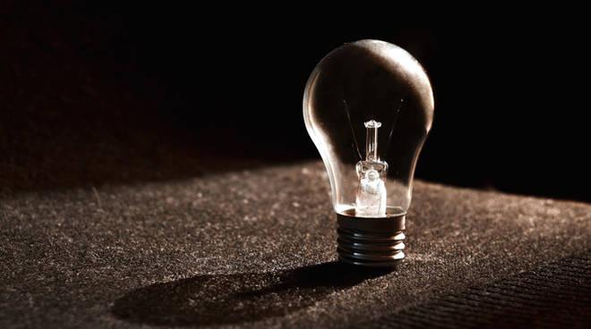 lampadina luce