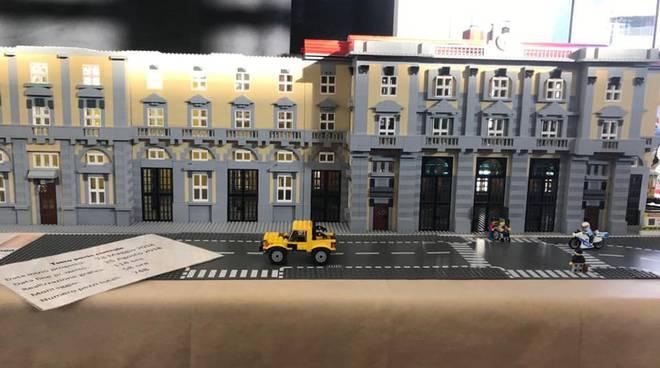 Lego bricks Busca stazione di cuneo
