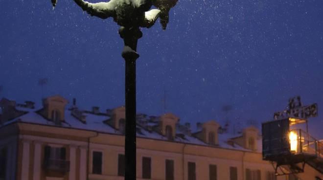 Neve Cuneo 1 febbraio 2019