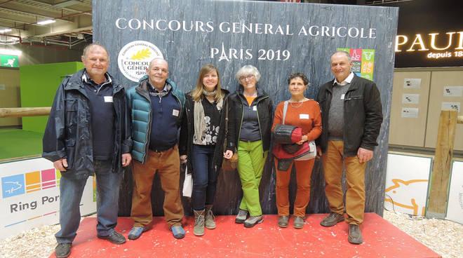agricoltori a parigi