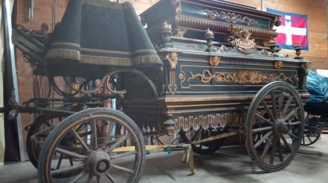 carro funebre Adamo Duccio Galimberti