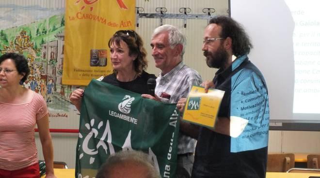 bandiera verde gaiola biolè